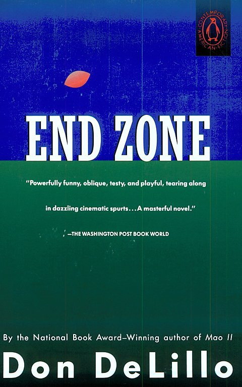 end zone don delillo essay It's only a game sport, sexuality and war in don delillo's end zone andy harvey lyle olsen graduate student essay contest winner i n his ground breaking study.